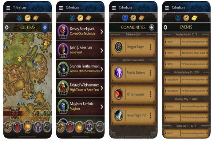WoW-Armory-On-The-IPhone-App