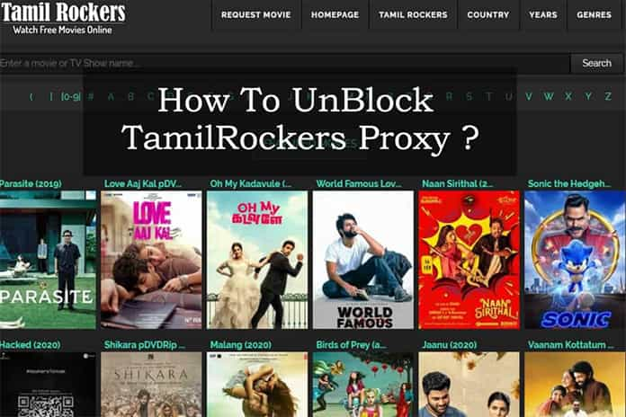 TamilRockers - Proxy