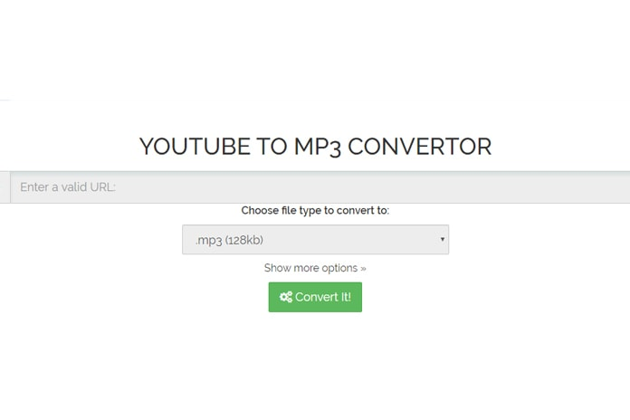 YOUTUBE TO MP3 CONVERTOR