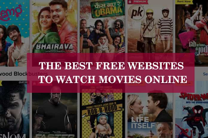 How to watch movies and series online for free in 2020