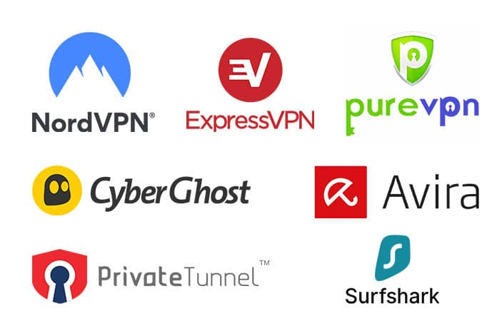 Best VPN Providers Services