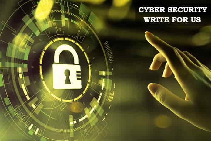 Write for us cyber security