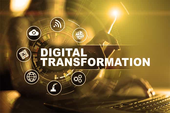 Digital Transformation And IoT