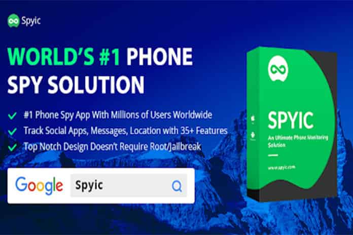 Spyic - Android Spying