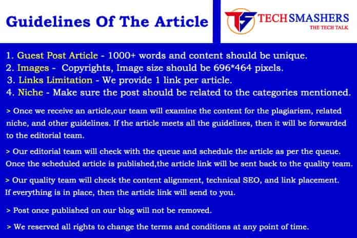 Guidelines - Techsmashers
