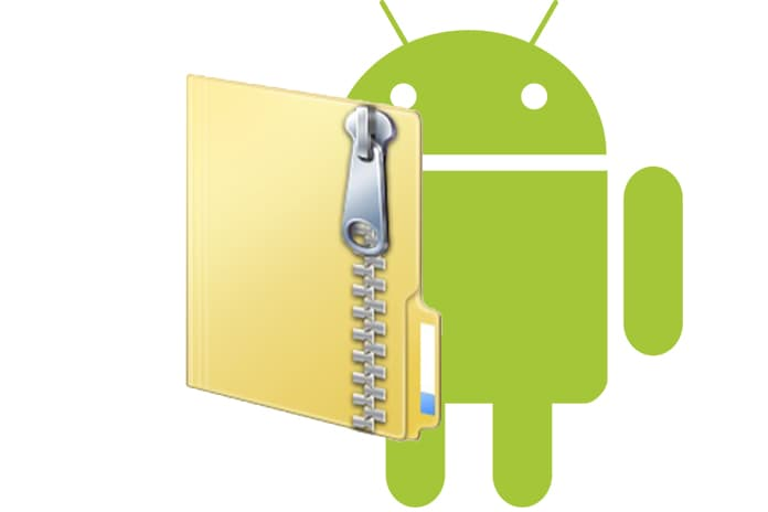 Unzip And Compress RAR And ZIP Files On Android