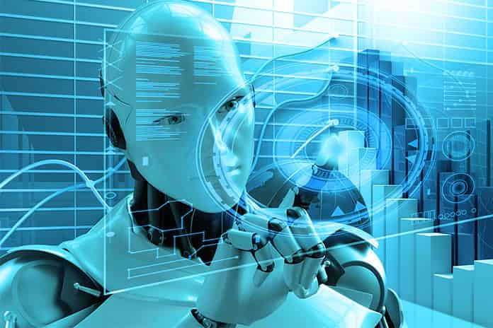 When was artificial intelligence born