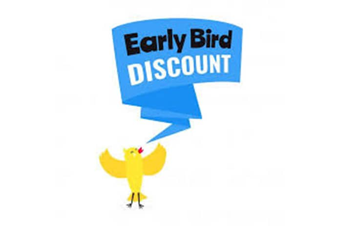 Offer Special Discounts