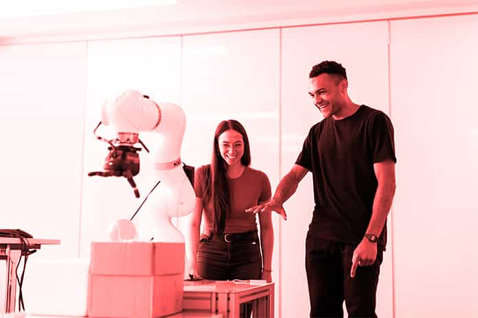 cohabit with robots