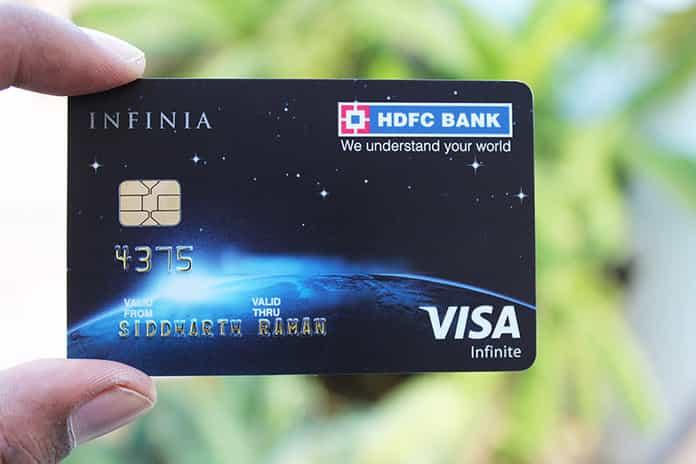 Infinia Credit Card